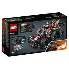 Конструктор LEGO Зеленый гоночный автомобиль Technic (42072)