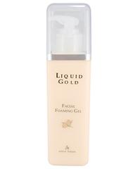 Facial foaming gel - Очищающий гель золотой