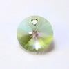 6428 Подвеска - Rivoli  Сваровски Crystal Paradise Shine (12 мм)