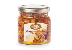 Миндаль и инжир в меду, 300г