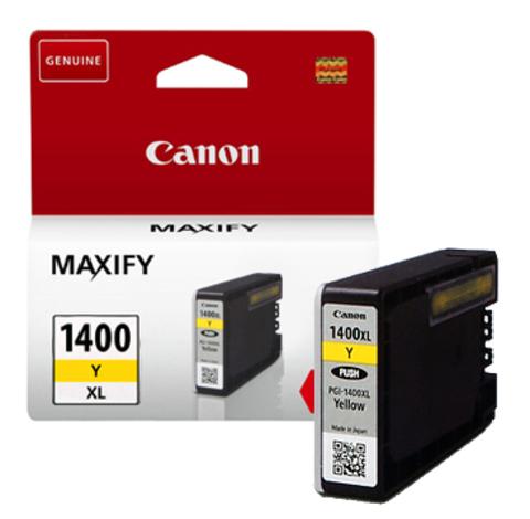 Картридж Canon PGI-1400XLY/9204B001