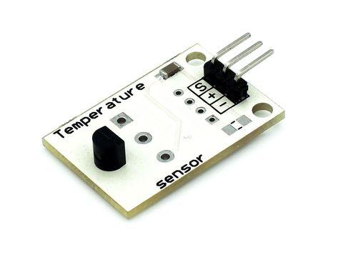 Модуль аналогового термометра TMP36