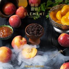 Табак Element 100г - Peach (Земля)