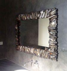 кованое зеркало   30 -11 ( ART-METAL )