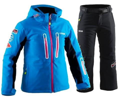 8848 ALTITUDE KATE-TRACK горнолыжный костюм для девочек mix