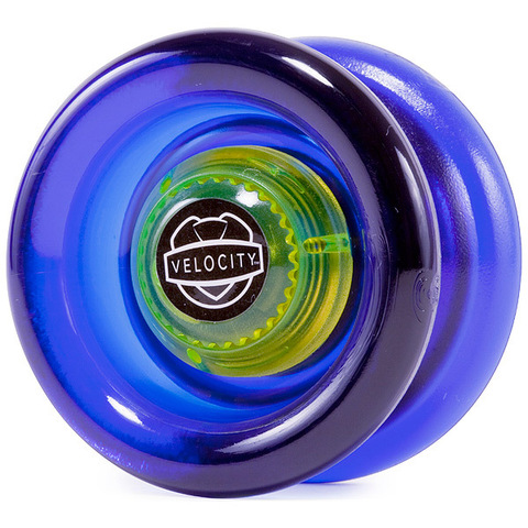 Йо-Йо: YoYoFactory Velocity Blue
