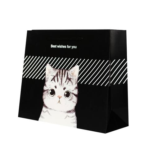 Пакет Kitty Black подарочный