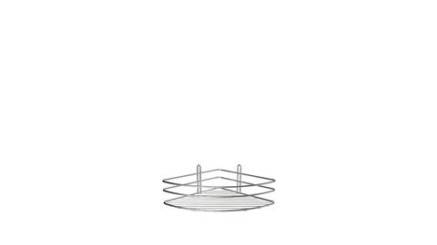 Полка угловая одноэтажная FX-850-1