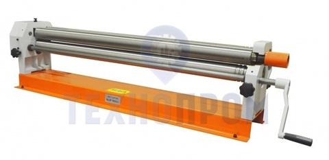 Станок вальцовочный ручной настольный Stalex W01-1.5х1300 L