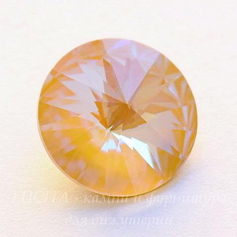 1122 Rivoli Ювелирные стразы Сваровски Crystal Ochre DeLite (14 мм)