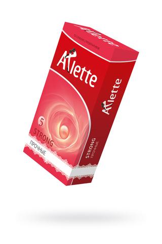 Презервативы ''Arlette'' №12, Strong Прочные 12 шт фото