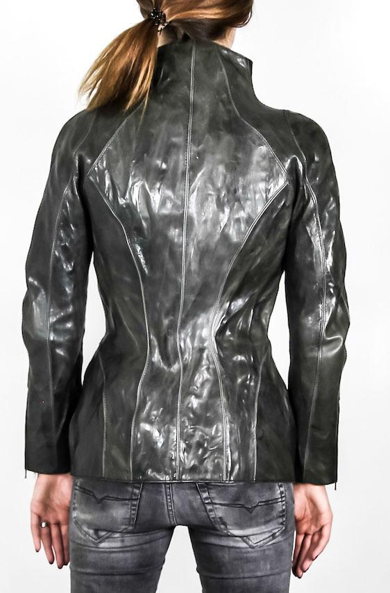Кожаная куртка «IREZO»