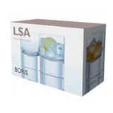 Набор из 2 стаканов Boris 250 мл LSA International G008-09-992   Купить в Москве, СПб и с доставкой по всей России   Интернет магазин www.Kitchen-Devices.ru