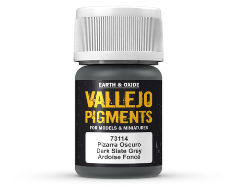 Pigments Dark Slate Grey 35 ml.
