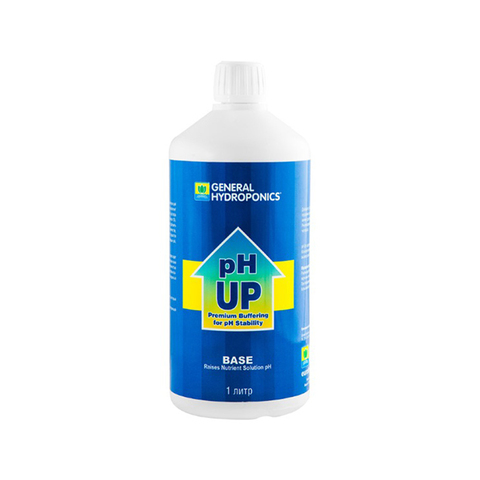 Регулятор кислотности pH Up от GHE
