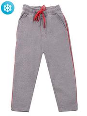A3 брюки детские утепленные, серые