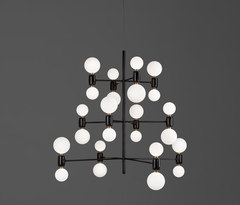 PARACHILNA Aballs chandelier 12