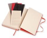 Еженедельник Moleskine Classic Weekly Pocket 90x140мм 144стр оранжевый (DHF1612WN2)
