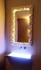 кованое зеркало   30 -12 ( ART-METAL )
