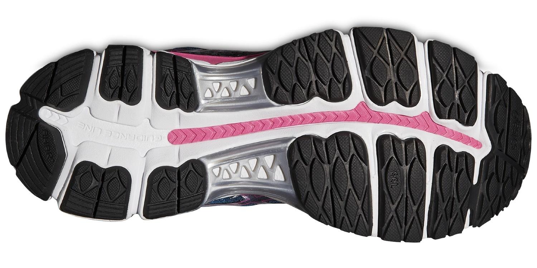 Женские кроссовки для бега Asics Gel-Nimbus 17 (T557N 5399) фото