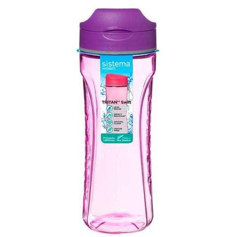 Бутылка для воды из тритана 600 мл, артикул 640, производитель - Sistema