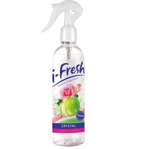 Фабрика Ромакс i-Fresh Водный освежитель воздуха Cristal 345мл
