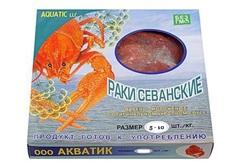 Раки Севанские в укропном соусе, отборные, 1.8кг