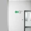 Пример использования светового табло эвакуационный выход ONTEC-AP TM – монтаж на стену