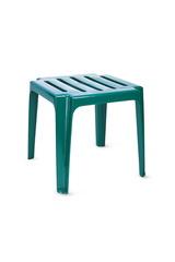 Пластиковый столик к шезлонгу (зеленый)