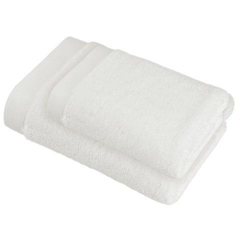 Полотенце махровое 30x40 Hamam Aire белое