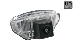 Камера заднего вида для Honda Jazz 08+ Avis AVS327CPR (#022)