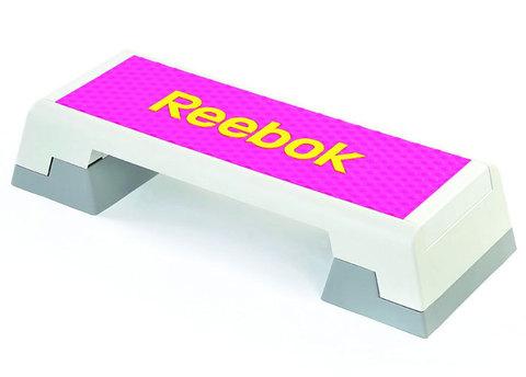 Степ-платформа Reebok step арт. RAEL-11150MG(лиловый)