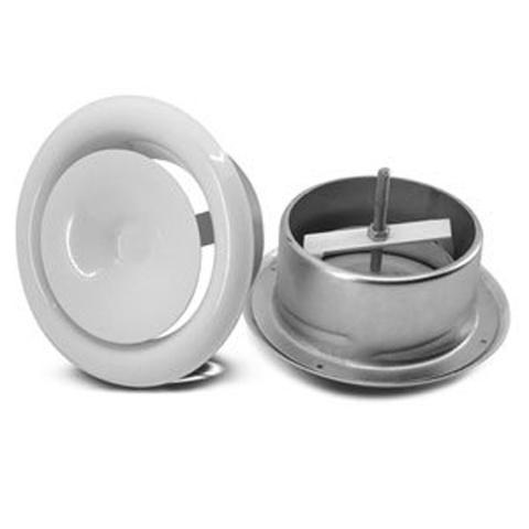 Анемостат Airone DVS-P 150 приточный стальной