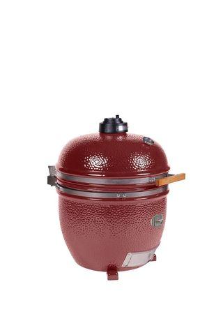 Керамический гриль Monolith Le Chef XL очень большой (красный)