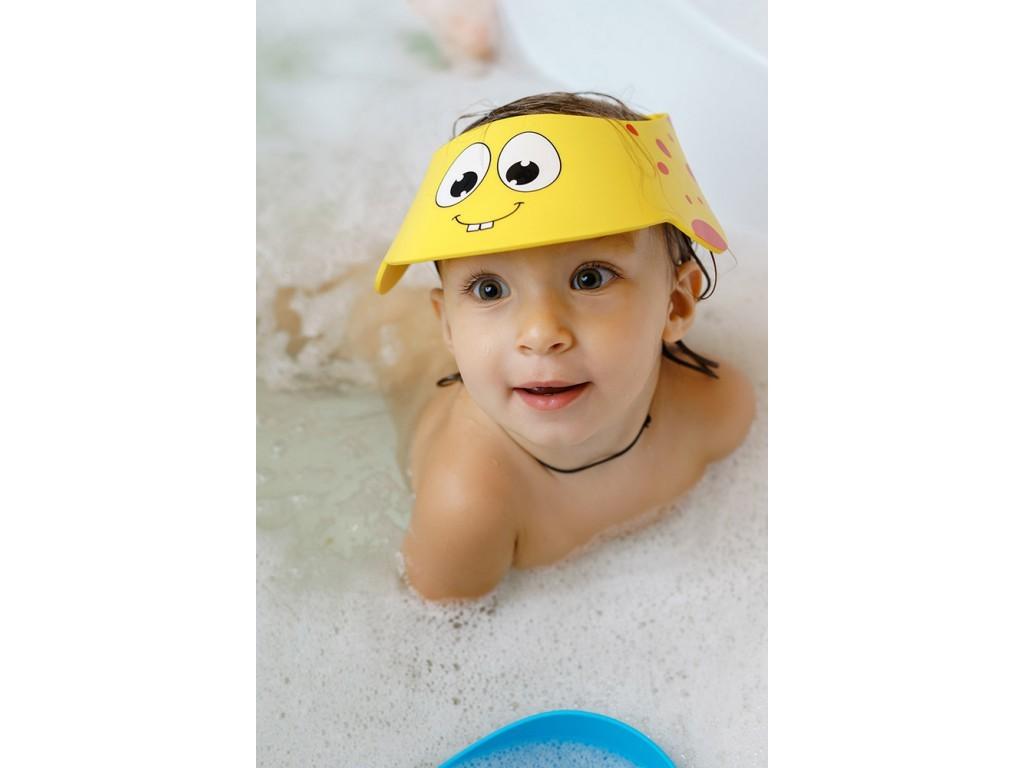 Защитный козырек для мытья головы
