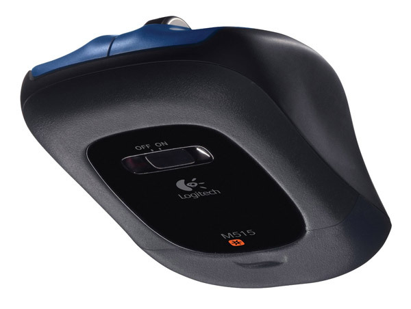 LOGITECH M515 Wireless Blue