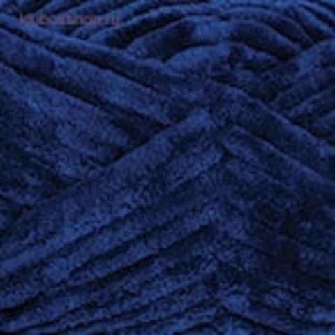 Пряжа Dolce Maxi (Yarnart) 756 темно-синий, фото