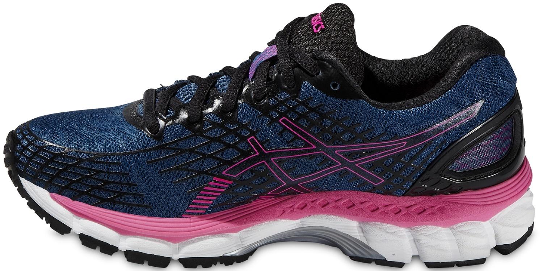 Женская беговая обувь Asics Gel-Nimbus 17 (T557N 5399) фото