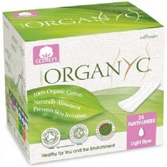 Прокладки на каждый день, Organyc, в индивид. упаковке, 24 шт.