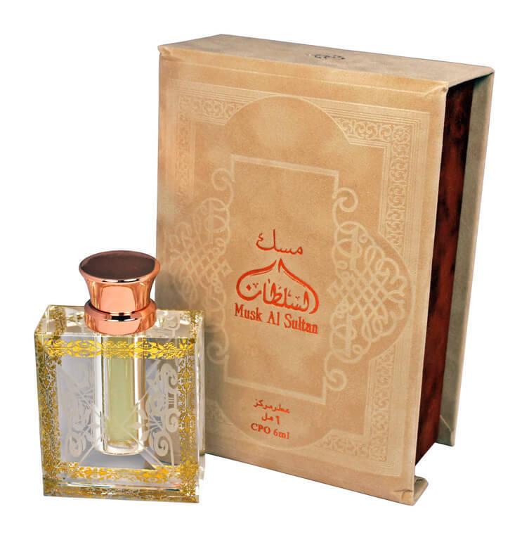 Arabesque Musk Al Sultan арабские духи купить за 0 руб