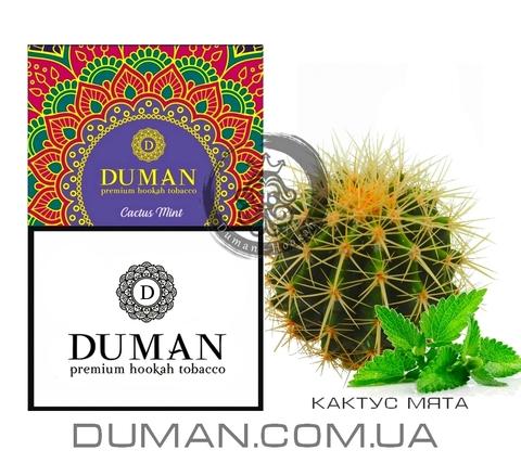 Табак Duman Cactus Mint (Думан Кактус Мята)