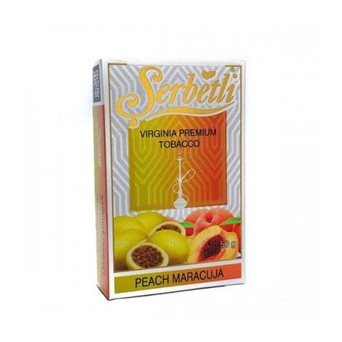 Табак Serbetli Peach Maracuja 50 г