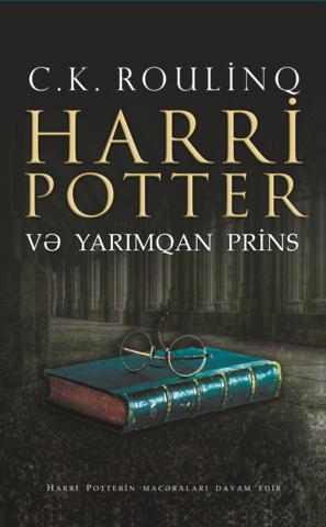 Harri Potter və yarımqan prins