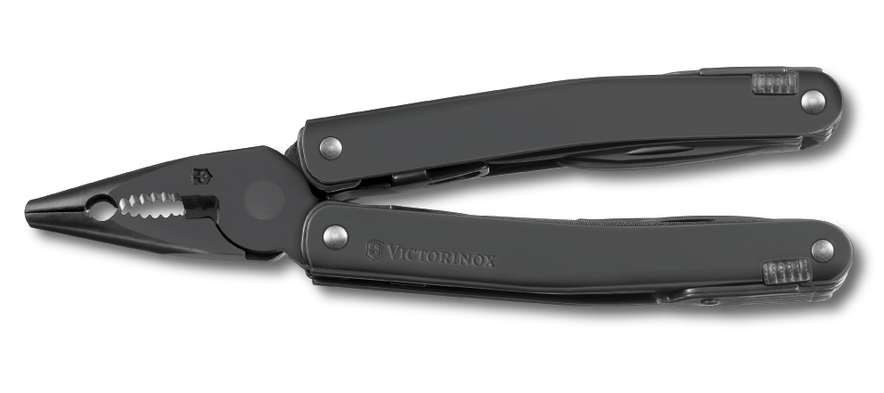 Мультитул Victorinox SwissTool Spirit 24, 105 мм, 27 функций, нейлоновый чехол