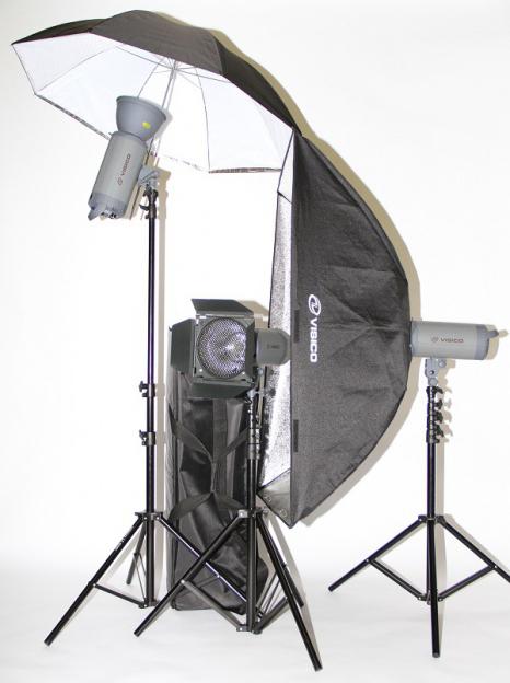 Visico VС-500HH MASTER Kit