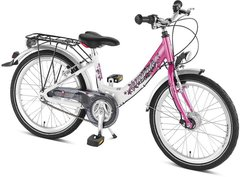 Двухколесный велосипед, 20'', 3 скорости, Skyride 20-3 Alu, 6+лет