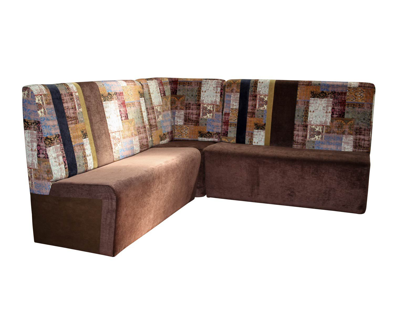 Комбинация из двух 2-местных диванов и закрытого угла Денвер 1000