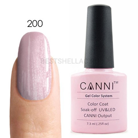 Canni Canni, Гель-лак 200, 7,3 мл 200.jpg