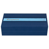 Перьевая ручка Waterman Exception Night & Day Platinum ST перо золото 18Ct F (S0709140)