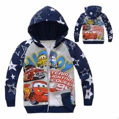 Тачки толстовка детская — Jacket Cars Child
